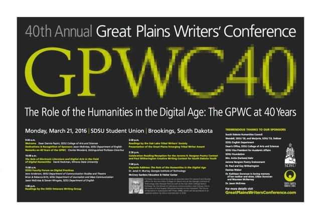 GPWC Poster 2016